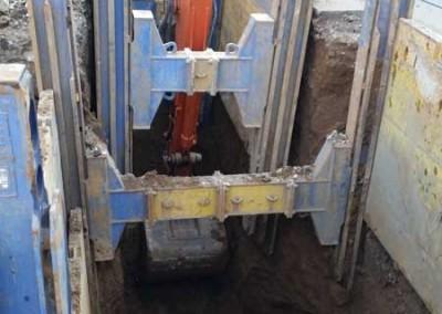 Разширение и реконструкция на водоснабдителна и канализационна мрежа  в гр.Кърджали