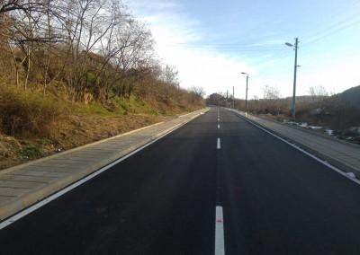 Рехабилитация на общински път №500PVN212 и Общински път № 449 PVZ2120