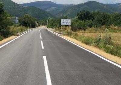 Реконструкция на общински пътища и улична мрежа в с. Челопеч