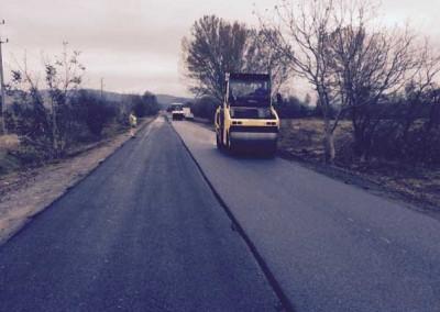 Рехабилитация на Общински пътища