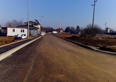 Основен ремонт на Стар Лозенски  път, р-н Панчарево